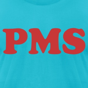 PMS  - Men's T-Shirt by American Apparel