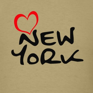 Love New York T-Shirts - Men's T-Shirt