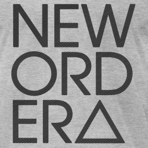 New Order Era - Men's T-Shirt by American Apparel