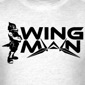 Falco = Wing Man (Mens) - Men's T-Shirt