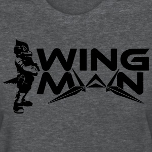 Falco = Wing Man (Womens) - Women's T-Shirt
