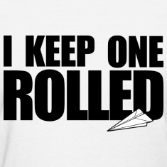 Keep One Rolled Women's Tee