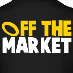 OFF THE MARKET wedding present for the BRIDE or GROOM Long Sleeve Shirts