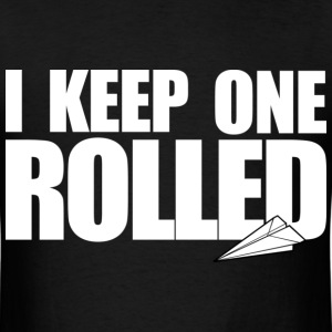 Keep One Rolled Men's Tee - Men's T-Shirt