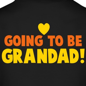 GOING TO BE GRANDAD! granddad grandpa  Long Sleeve Shirts - Men's Long Sleeve T-Shirt by Next Level