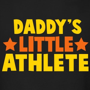 DADDY's LITTLE ATHLETE sport baby Long Sleeve Shirts - Men's Long Sleeve T-Shirt by Next Level