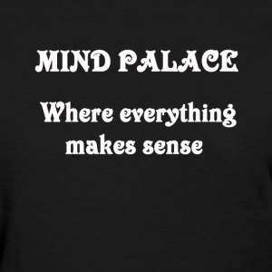 Mind Palace - Women's T-Shirt
