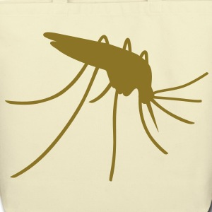 mosquito gnat midge punkie insects bug fly wings Bags  - Eco-Friendly Cotton Tote