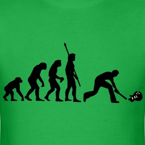 evolution_smash_guitar_012012_a_2c T-Shirts - Men's T-Shirt