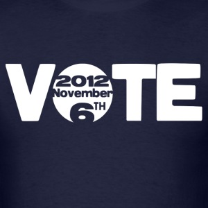 Vote 2012 - Men's T-Shirt