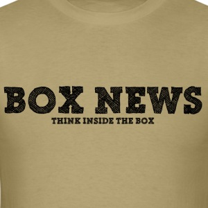 Box News - Men's T-Shirt
