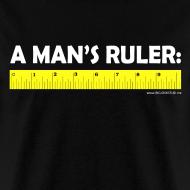 Design ~ A Man's Ruler