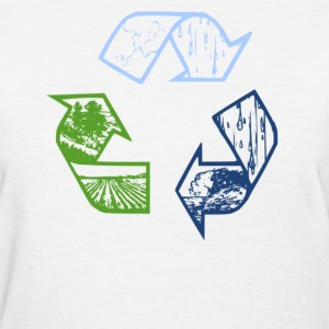 Recycle Tee - Women's T-Shirt