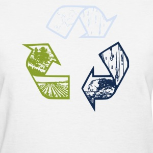 Organic Recycle Tee - Women's T-Shirt