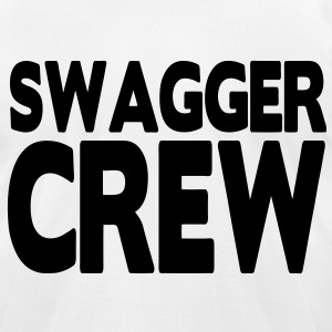 SWAGGER CREW - Men's T-Shirt by American Apparel