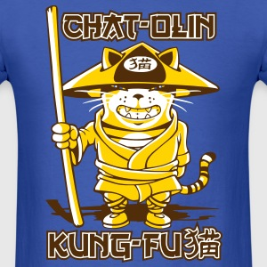 chat olin kung-fu T-Shirts - Men's T-Shirt