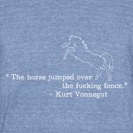 Design ~ Kurt Vonnegut: Sports Journalist