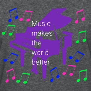 Music - Women's T-Shirt