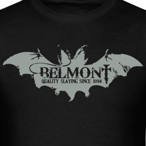Belmont Family Slayers T-Shirts - Men's T-Shirt