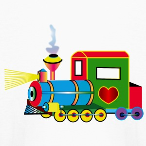 Train - Kids' Long Sleeve T-Shirt