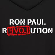 Design ~ Ron Paul Revolution Hoodie