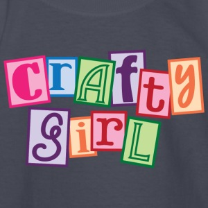 Crafty Girl Kids' Shirts - Kids' Long Sleeve T-Shirt