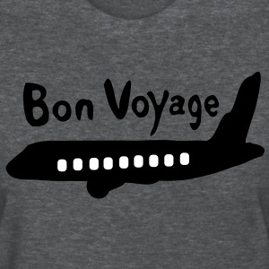 Bon voyage Air plane Women's Standard Weight T-Shirt - Women's T-Shirt