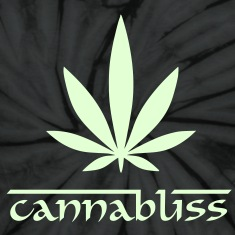 Glow in the dark Cannabliss