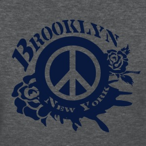 Brooklyn New York Peace Women's T-Shirts - Women's T-Shirt