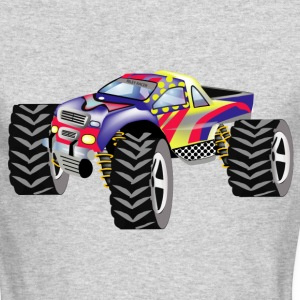 Racing - Men's Long Sleeve T-Shirt by Next Level
