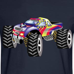 Racing - Men's Long Sleeve T-Shirt
