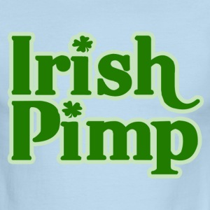 Irish Pimp - Men's Ringer T-Shirt