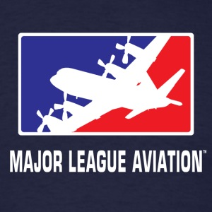 Lockheed P-3 Orion - Major League Aviation™ - Men's T-Shirt