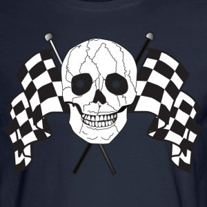 Racing Flags - Men's Long Sleeve T-Shirt