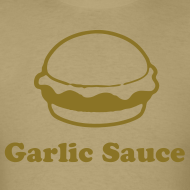 Design ~ Garlic Sauce by IZATRINI.com