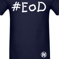 Design ~ #EoD Navy T
