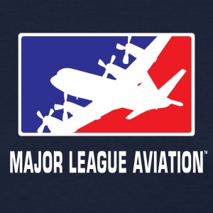 Lockheed P-3 Orion - Major League Aviation™ - Women's T-Shirt