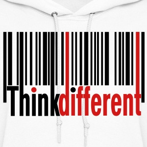 Think Different Long Sleeve Shirt - Women's Hoodie