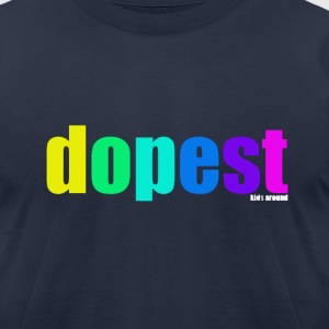 Dopest Kids Around Tee - Men's T-Shirt by American Apparel