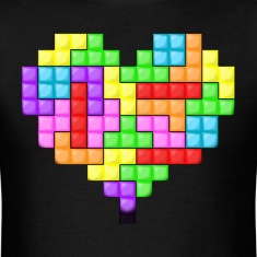 For The Love Of Tetris Tee