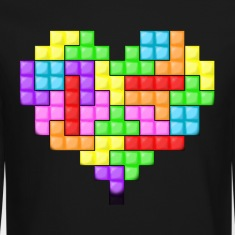 For The Love Of Tetris Crewneck