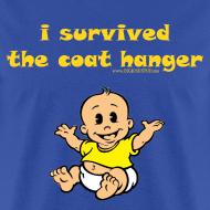 Design ~ i survived the coat hanger
