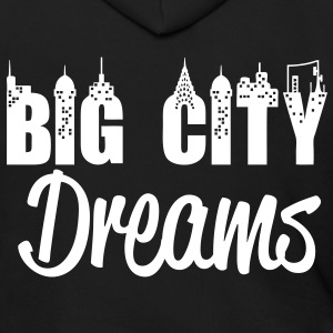 Big City Dreams Zip Hoodies/Jackets - stayflyclothing.com - Men's Zip Hoodie