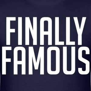 Finally Famous - stayflyclothing.com  - Men's T-Shirt