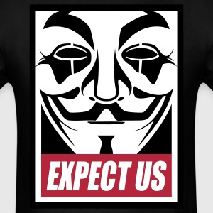 Anonymous T-shirt - Men's T-Shirt