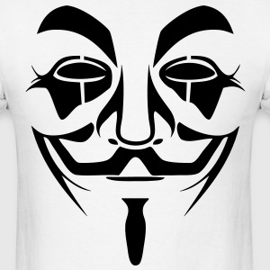 Anonymous 2 T-Shirts - Men's T-Shirt