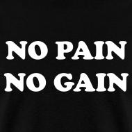 Design ~ No pain no gain