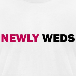 Newly weds - Men's T-Shirt by American Apparel