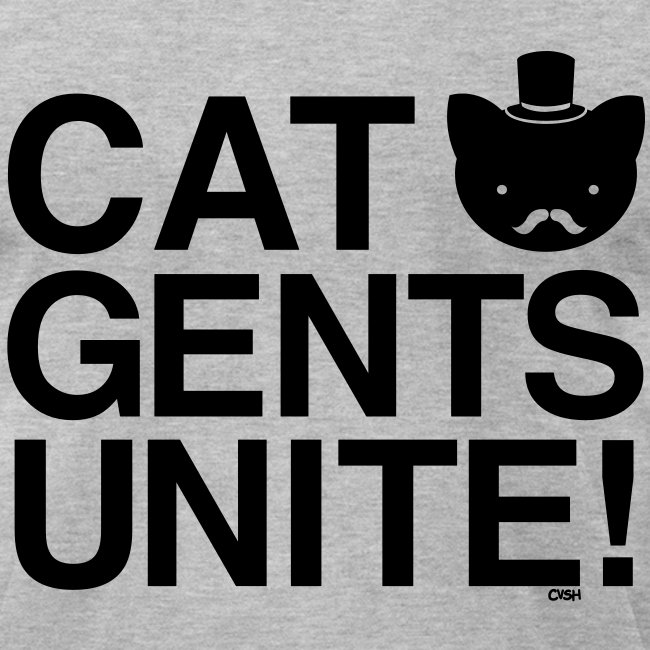 Cat Gents Unite!