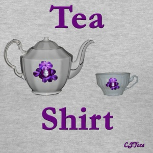 Lady's V - Tea Shirt - Women's V-Neck T-Shirt